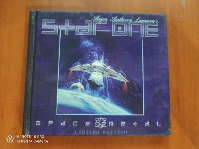 Star One  Space Metal