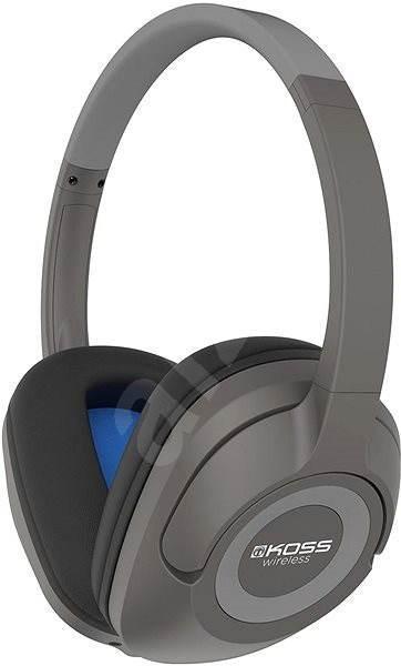 Nefunkční a pouze pro podnikatele: Bezdrátová sluchátka Koss BT/539i