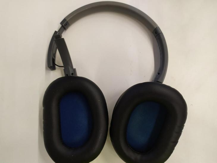 Nefunkční a pouze pro podnikatele: Bezdrátová sluchátka Koss BT/539i - TV, audio, video