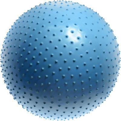 Lifefit 75cm modrý masážní gymnastický míč