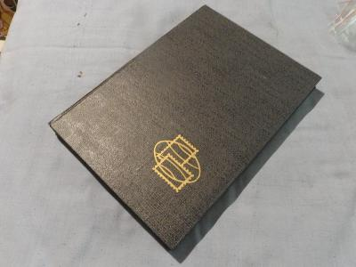 Pěkné staré album + plné známek navíc - 3