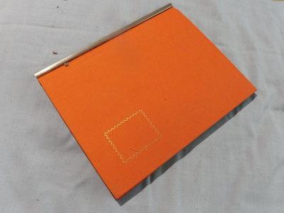 Pěkné staré album + plné známek navíc - 5