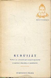 Rubáiját Výbor ze starých perských mystiků (edice Du