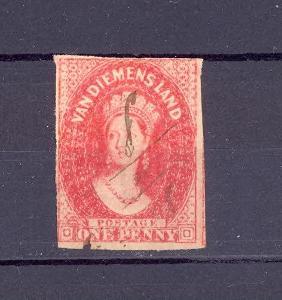 Anglické kolonie, Austrálie, Tasmanie 1