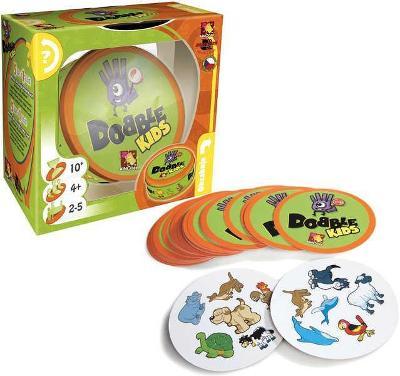 ASMODEE Hra desková Dobble KIDS v krabičce