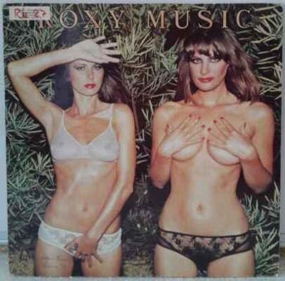 LP Roxy Music - Country Life, 1977 EX