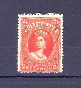Anglické kolonie, Austrálie, Queensland, 1