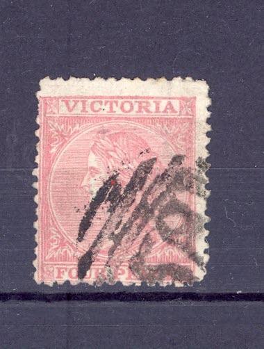 Anglické kolonie, Austrálie, Victoria,  - Filatelie