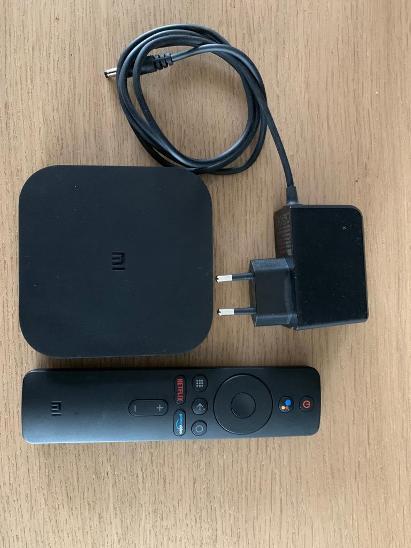 Xiaomi Mi TV Box S EU - TV, audio, video