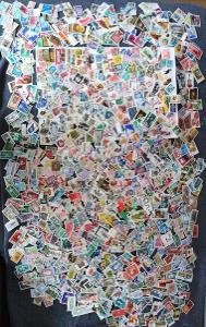 Každá jiná - poštovní známky DDR 880ks