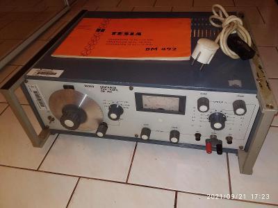 TESLA generátor 10Hz-10MHz