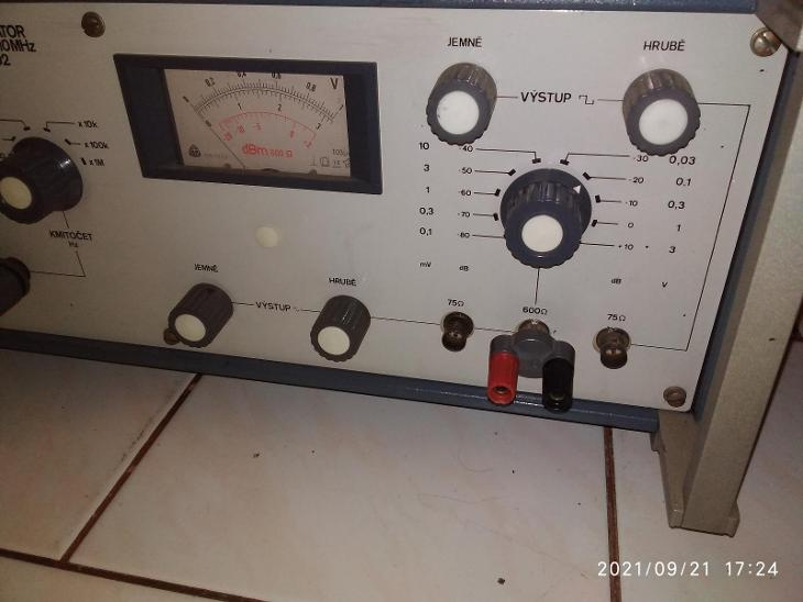 TESLA generátor 10Hz-10MHz - Elektronika