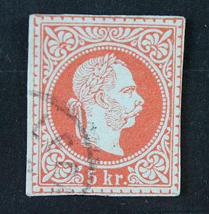 Rakousko-Uhersko 5 Kr    (1a)