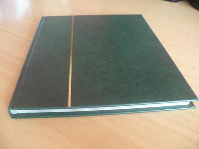 Album A5, 12 stran, zelené