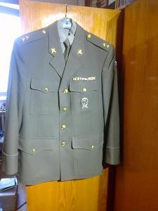Uniforma Armáda ČR, AČR, policie