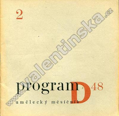 Program D48; 2 (říjen 1947)