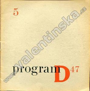 Program D47; 5 (leden 1947)