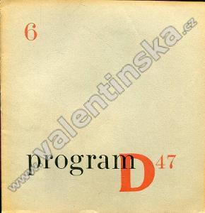 Program D47; 6 (únor 1947)