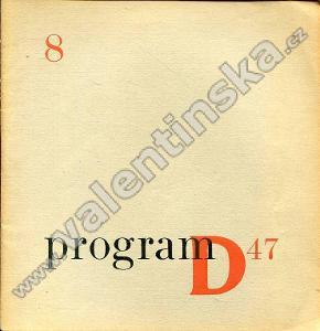Program D47; 8 (duben 1947)