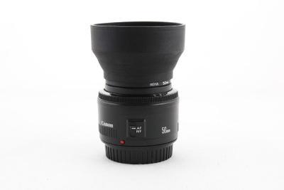 Canon EF 50mm f/1.8 Full-Frame