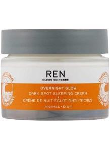 Ren Overnight Glow Dark Spot Sleeping Cream 50 ml