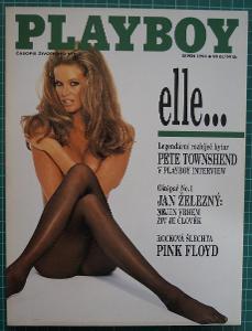 Časopis - PLAYBOY - srpen  1994 - Top stav