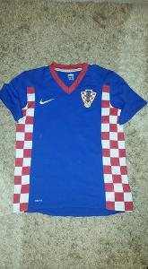 Dres fotbalové reprezentace Chorvatsko