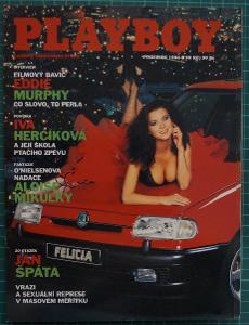 Časopis - PLAYBOY - prosinec 1994 - Top stav