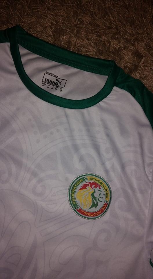Dres fotbalové reprezentace Senegal - Sportovní sbírky