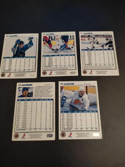 Hokejove karty  - Sportovní sbírky