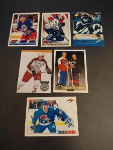 Hokejove karty mix 2