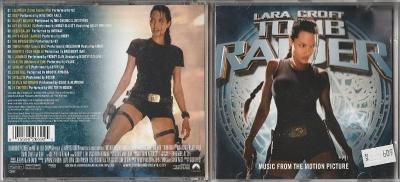 OST - TOMB RAIDER (2001) TOP akce sleva