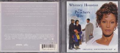 OST - THE PREACHER´S WIFE - WHITNEY HOUSTON (1996) TOP akce sleva