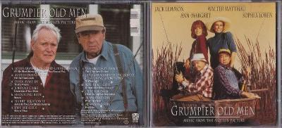 OST - GRUMPIER OLD MEN (1995) TOP akce sleva