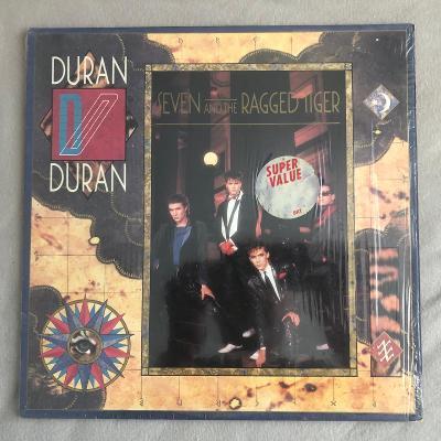 Duran Duran – Seven And The Ragged Tiger - LP vinyl