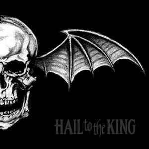 AVENGED SEVENFOLD - Hail To The King CD 2013  metal USA
