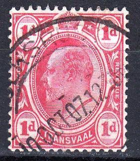 Transvaal, ražená - od 1kč