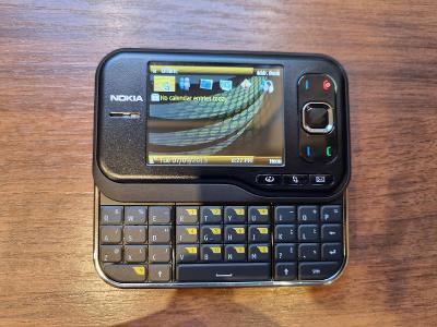 Mobil Nokia 6790s-1b, rarita, investice, vzácné, čtěte