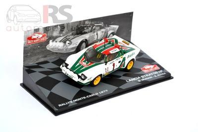 Lancia Stratos HF Rallye Monte carlo 1977  1:43