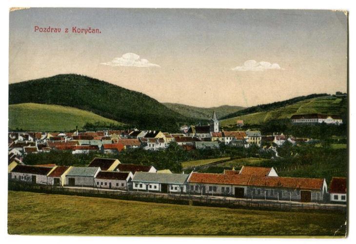 Koryčany, Kroměříž - Pohlednice