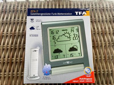 TFA Satelitní bezdrátová meteorologická stanice ZETA IT
