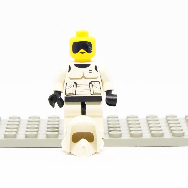 LEGO STAR WARS - Scout Trooper sw0005 - AUKCE 14/150 - Hračky
