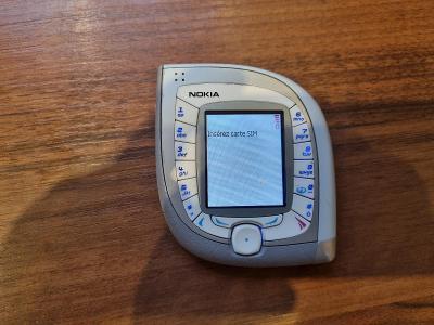 Mobil Nokia 7600, rarita, investice, vzácné, čtěte