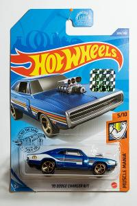 Hot Wheels 2020 Factory Sealed - 70 Dodge Charger R/T