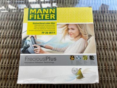 Mann Filter Kabinový filtr FP 26 007/1