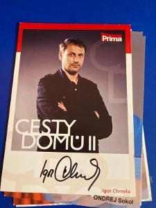 Igor Chmela autogram II