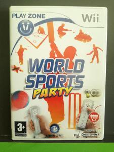 World Sports Party (Wii) - jako nová