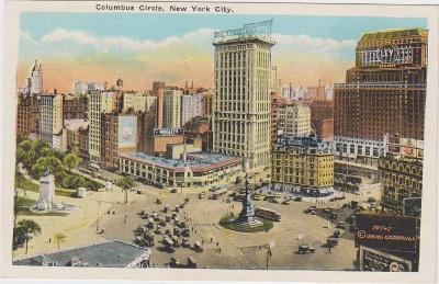 27A1806 USA New York City - Columbus Circle