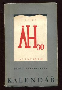 Kalendář 1930
