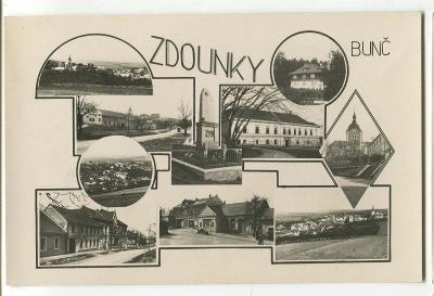 Zdounky, Kroměříž
